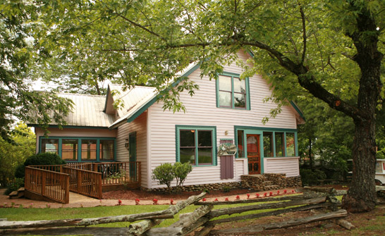 bed and breakfast inn Sevierville
